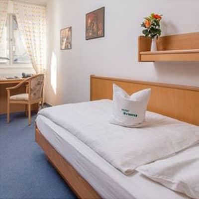 Einzelzimmer - Komfort