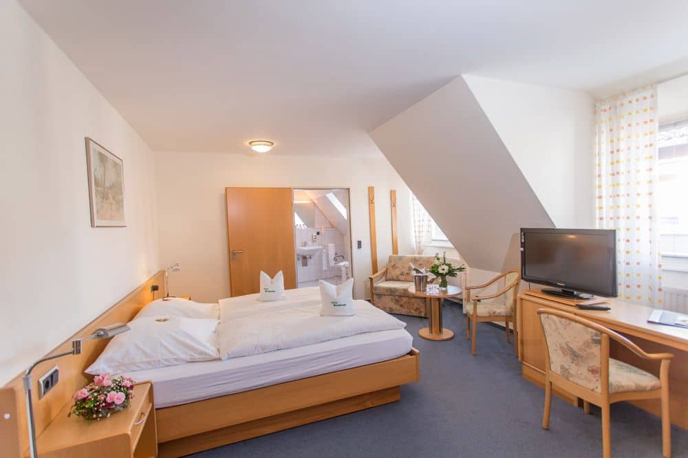 Bintrup - Doppelzimmer