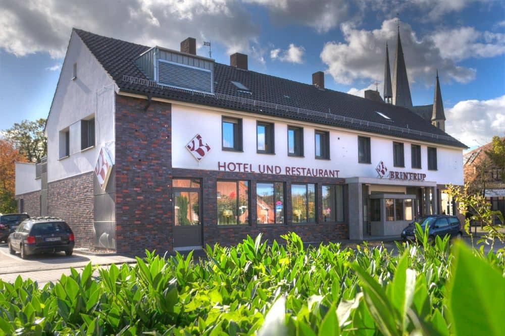 Hotel von Außenansicht